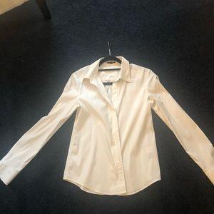 White Theory button down shirt